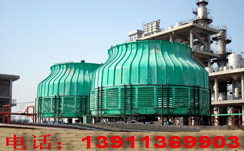 玻璃钢冷却塔内循环怎么防冻呢?